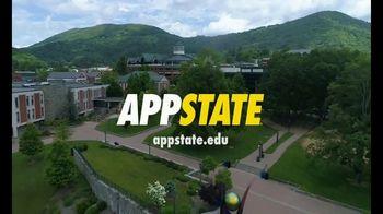 Appalachian State University TV Spot, 'We Know a Place'