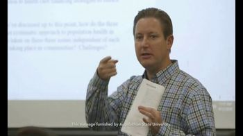 Appalachian State University TV Spot, 'We Know a Place' - Thumbnail 7