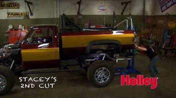 Holley Sniper EFI TV Spot, 'Stacey's Second Cut: Truck' - Thumbnail 6