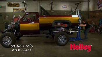 Holley Sniper EFI TV Spot, 'Stacey's Second Cut: Truck' - Thumbnail 7
