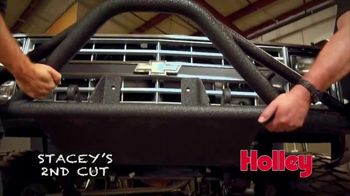 Holley Sniper EFI TV Spot, 'Stacey's Second Cut: Bumper Guard'