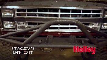 Holley Sniper EFI TV Spot, 'Stacey's Second Cut: Bumper Guard' - Thumbnail 8