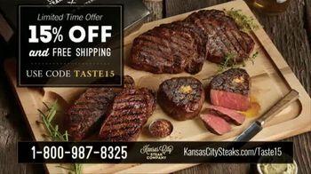 Kansas City Steak Company TV Spot, 'Higher Standard: 15% Off' - Thumbnail 10