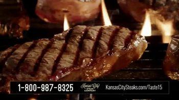 Kansas City Steak Company TV Spot, 'Higher Standard: 15% Off' - Thumbnail 4