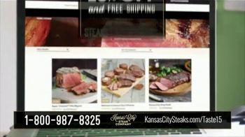 Kansas City Steak Company TV Spot, 'Higher Standard: 15% Off' - Thumbnail 6