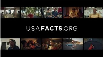 USAFacts TV Spot, 'Change the Story: Part Two' - Thumbnail 10