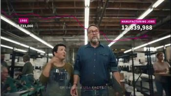 USAFacts TV Spot, 'Change the Story: Part Two' - Thumbnail 4