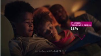 USAFacts TV Spot, 'Change the Story: Part Two' - Thumbnail 9