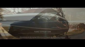 Ford TV Spot, \'Because of This: SUVs: Crew and Cargo\' [T2]