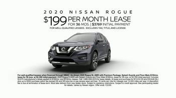 2020 Nissan Rogue TV Spot, 'The Moments That Matter Most' Song by Human Resources [T2] - Thumbnail 9