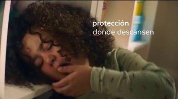 Lysol Disinfectant Spray TV Spot, 'Protección donde descansen' [Spanish] - Thumbnail 3