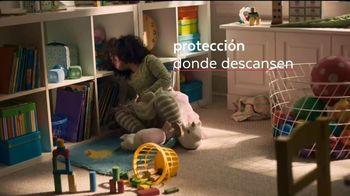 Lysol Disinfectant Spray TV Spot, 'Protección donde descansen' [Spanish] - Thumbnail 4