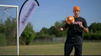 KickerBall TV Spot, 'Big Curve Bandwagon'