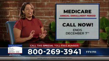 Medicare Benefits Review TV Spot, '2020 Open Enrollment Period' - Thumbnail 9