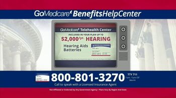 GoMedicare BenefitsHelpCenter TV Spot, 'Eligible: Find Out Today' - Thumbnail 1