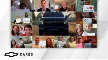 Chevrolet TV Spot, '2020 Chevy Cares Award: Youth Baseball' Featuring Kevin Burkhardt [T1] - Thumbnail 5