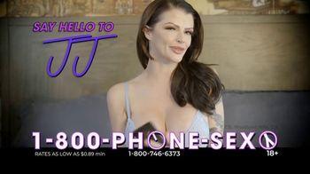 1-800-PHONE-SEXY TV Spot, 'Meet JJ' - Thumbnail 3