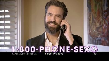 1-800-PHONE-SEXY TV Spot, 'Meet JJ'