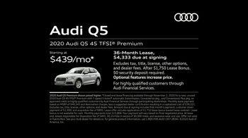 2020 Audi Q5 TV Spot, 'Drain' [T2] - Thumbnail 3