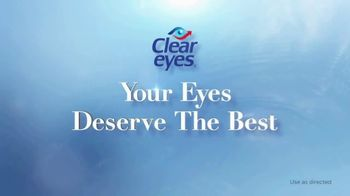 Clear Eyes TV Spot, 'Your Eyes Deserve the Best' Featuring Hilary Rhoda - Thumbnail 9