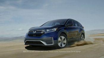 2020 Honda CR-V TV Spot, 'Unexpected Bumps' [T2] - Thumbnail 3