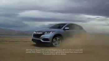 Honda TV Spot, 'No Adventure Too Big' [T2] - Thumbnail 1