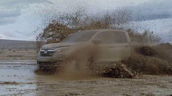 Honda TV Spot, 'No Adventure Too Big' [T2] - Thumbnail 6