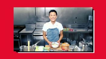 Nissin Top Ramen TV Spot, 'Chief Noodle Officer' Featuring Melissa King - Thumbnail 1