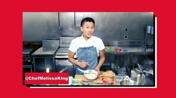 Nissin Top Ramen TV Spot, 'Chief Noodle Officer' Featuring Melissa King