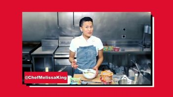 Nissin Top Ramen TV Spot, 'Chief Noodle Officer' Featuring Melissa King - Thumbnail 4