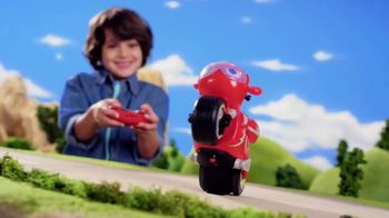 Remote Control Turbo Trick Ricky Zoom TV Spot, 'Feel the Speed'