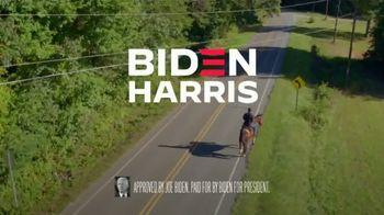 Biden for President TV Spot, 'Myron' - Thumbnail 10