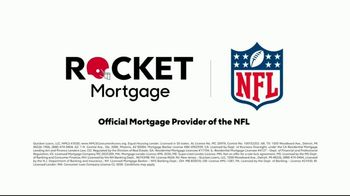Rocket Mortgage TV Spot, 'No Ball in the House' Featuring Larry Fitzgerald Jr. - Thumbnail 8