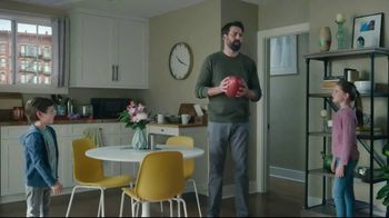 Rocket Mortgage TV Spot, 'No Ball in the House' Featuring Larry Fitzgerald Jr. - Thumbnail 1