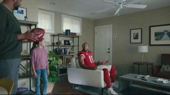 Rocket Mortgage TV Spot, 'No Ball in the House' Featuring Larry Fitzgerald Jr. - Thumbnail 2