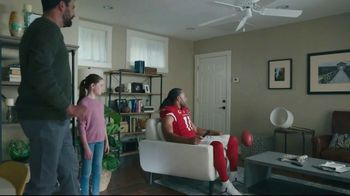 Rocket Mortgage TV Spot, 'No Ball in the House' Featuring Larry Fitzgerald Jr. - Thumbnail 6