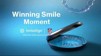 Invisalign TV Spot, 'Winning Smile Moment: Aaron Jones' - Thumbnail 1