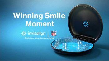 Invisalign TV Spot, 'Winning Smile Moment: Aaron Jones' - Thumbnail 2