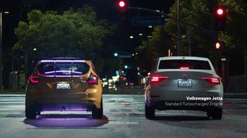2020 Volkswagen Jetta TV Spot, 'Standard Turbocharged Engine' [T2]