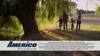 Americo Life Inc. TV Spot, 'Protect Your Money' - Thumbnail 1