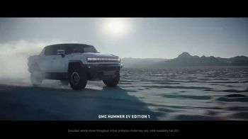 GMC Hummer EV TV Spot, 'Revolutionary Features' Song by Karen O, Trent Reznor [T1]