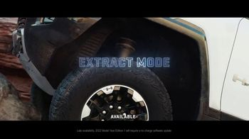 GMC Hummer EV TV Spot, 'Revolutionary Features' Song by Karen O, Trent Reznor [T1] - Thumbnail 3