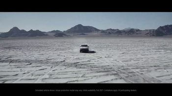 GMC Hummer EV TV Spot, 'Revolutionary Features' Song by Karen O, Trent Reznor [T1] - Thumbnail 8