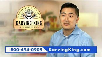 Karving King TV Spot, 'Dripless Design'