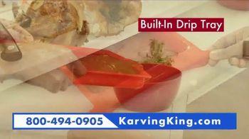 Karving King TV Spot, 'Dripless Design' - Thumbnail 3
