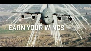 U.S. Air Force TV Spot, 'Become a Flyer' - Thumbnail 9