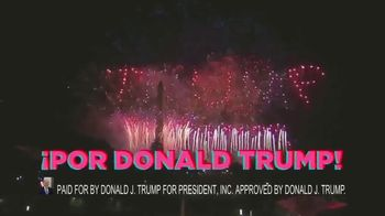 Donald J. Trump for President TV Spot, 'Por Trump' [Spanish] - Thumbnail 6