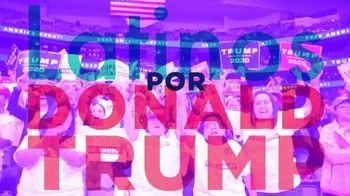 Donald J. Trump for President TV Spot, 'Por Trump' [Spanish] - Thumbnail 4