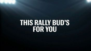 Budweiser TV Spot, 'Rally Buds' - Thumbnail 4