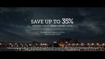 Disney World Resort TV Spot, 'Stay in the Magic: 35%' - Thumbnail 8